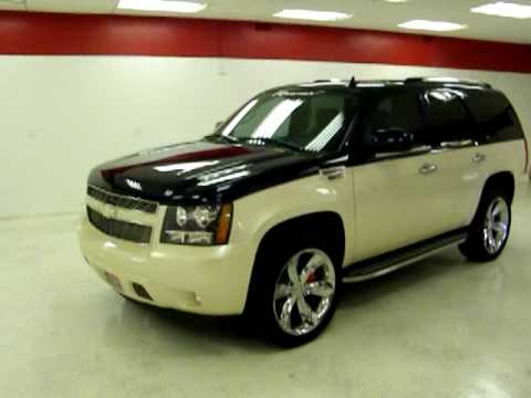 Don Brown Chevrolet >> 2007 Chevy Tahoe Regency Conversion - YouTube
