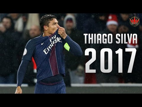 Thiago Silva ● The Monster ● Crazy Defensive Skills - 2016/2017 |HD
