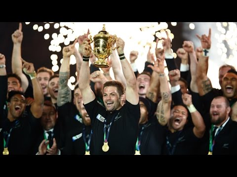 The Very Best of New Zealand: Rugby World Cup 2015
