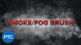 How To Create a Smoke/Fog Brush In Photoshop