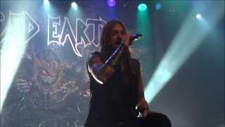 Iced Earth If I Could See You Live Trix Hall Antwerpen Belgium 2014