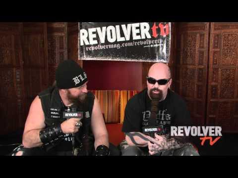 """Video: Zakk Wylde Asks the Metal Masters, """"Who has the best beard, me or Scott Ian?"""""""
