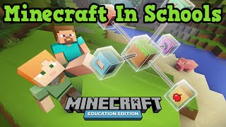 Minecraft Education Edition Explained - History Of Minecraft In Schools