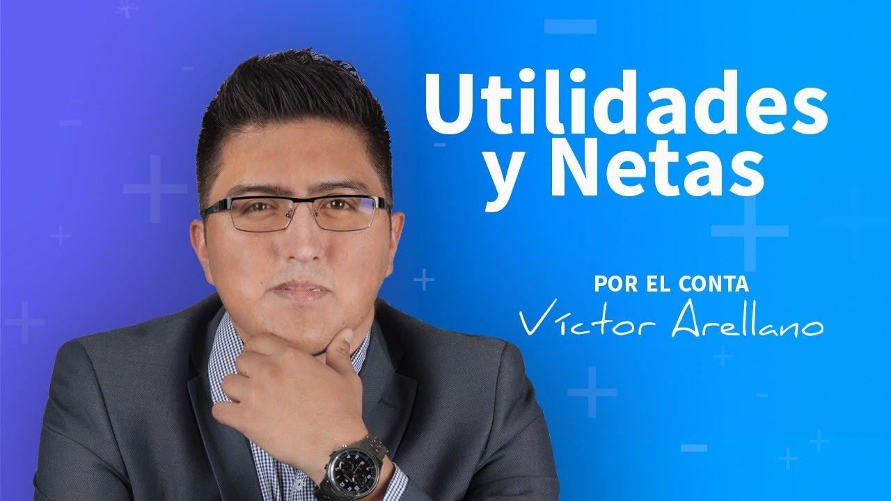 Utilidad-01   Deducciones Personales   Utilidades y Netas Podcast ...