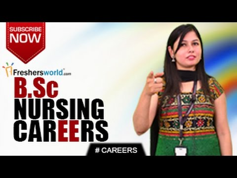 CAREERS IN B.SC  NURSING – Diploma,M.Sc,P.Hd,Hospitals,Job Opportunities,Salary Package