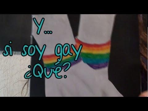 Sepa si soy gay