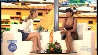 cristina d'alberto e Ana laura ribas  08 07 15 COSCE DA SCHIZZI