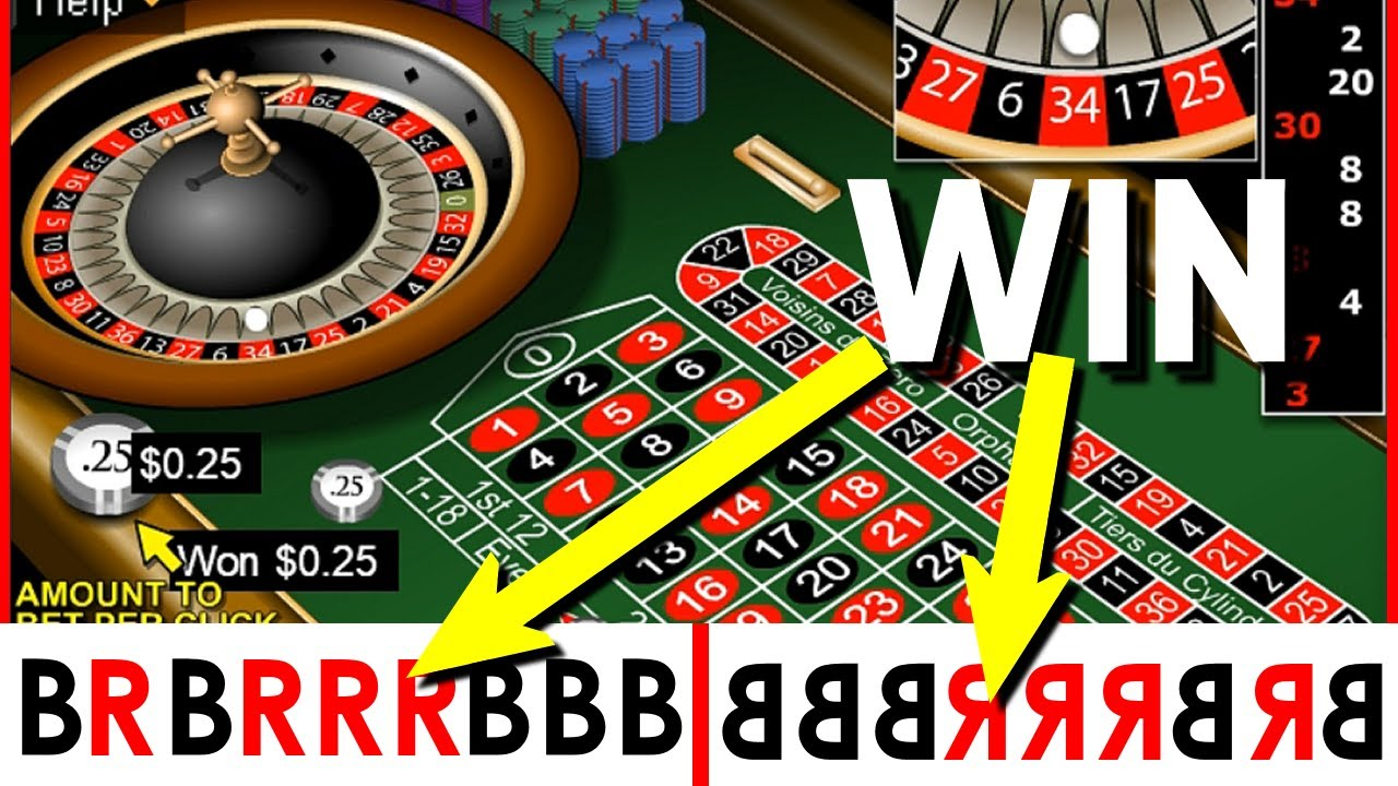Betting both black and red in roulette business administration legal online betting
