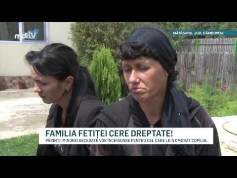 FAMILIA FETITEI CERE DREPTATE