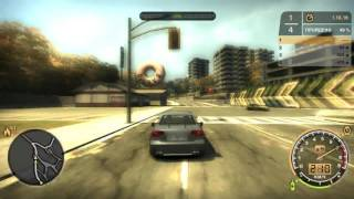 Audi a4 NFS Most Wanted Race 17 2