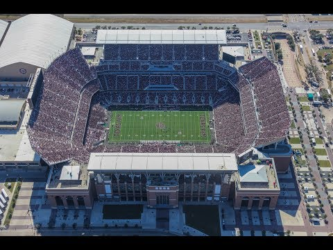 This is Kyle Field
