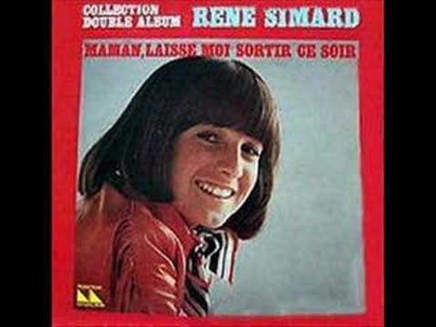 René Simard ...... Maman  l'aisse - moi sortir ce soir