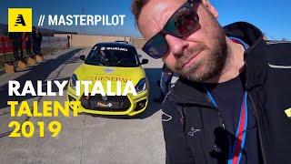Ho VINTO (quasi) il Rally Italia Talent 2019 con Suzuki Swift Sport