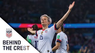BTC: U.S. WNT Looks to Earn Spot in World Cup Final vs. England
