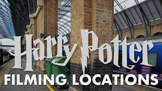 Harry Potter Filming Locations Trip