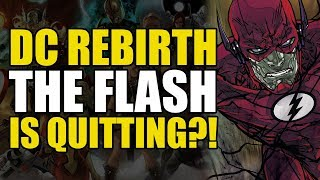 The Flash Rebirth Vol 5: Negative