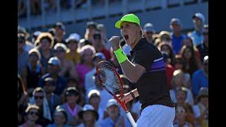 Henri Laaksonen vs. Denis Shapovalov | US Open 2019 R2 Highlights