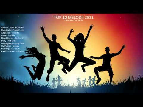 Top 10 Melodii 2011