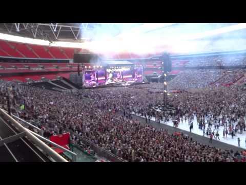 One Direction, Wembley Stadium, 8. 6. 2014 #1