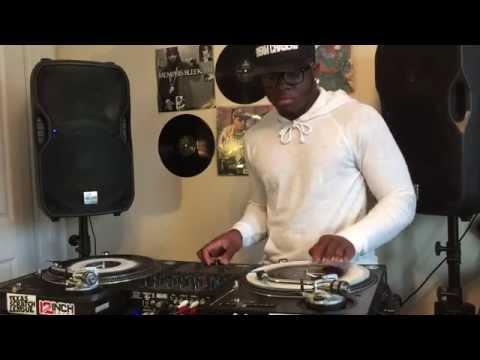 DJ Jazzy Jeff Rock The Bells Routine | DJ Shakee