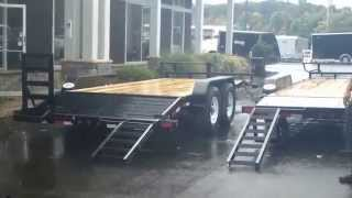 Big Tex 14ET Equipment Trailers