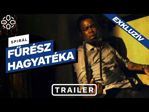 youtube filmek - Spirál: Fűrész hagyatéka - EXKLUZÍV magyar előzetes