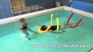 Bad Ragaz Shoulder Strengthening Hydrotherapy Exercise