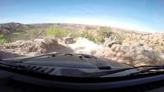 2014 Palo Duro Jeep Jam Canyon Descent