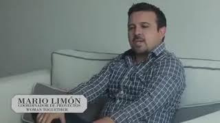 Caso de Éxito: Mario Limón coordinador de Proyectos de Woman Together.