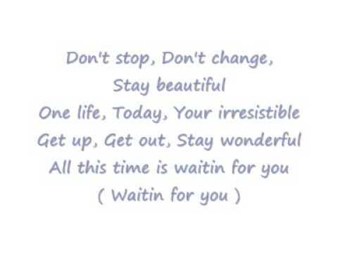 Taylor Swift - Stay Beautiful Lyrics | MetroLyrics