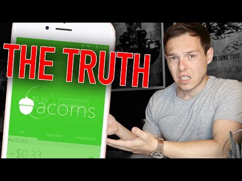 What you MUST know about Acorns Investing