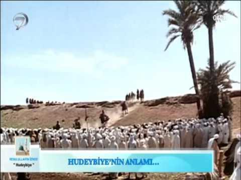 ömer döngeloğlu  14 resulullahin izinde   hudeybiye   youtube