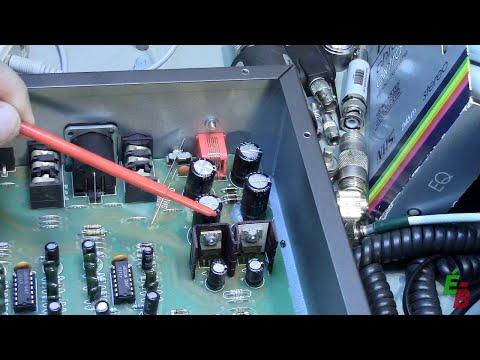 EB_#103 Réparation d'un Égalisateur Audio Rane GQ15