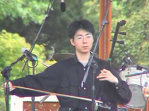 FungYang western ManyHands Music In the park Auckland 2005 1 9