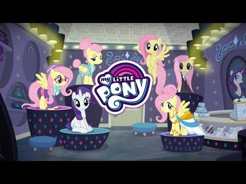 """Новый код дружбы в игре """"My Little Pony""""."""