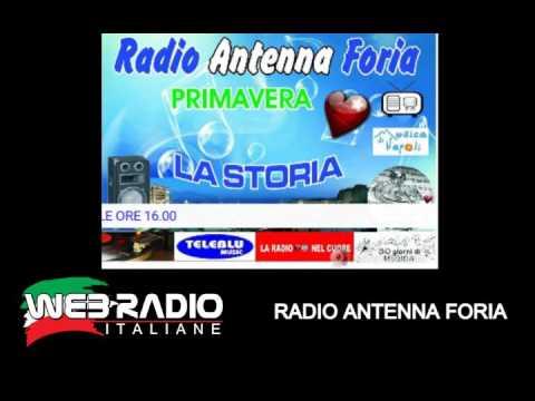 RADIO ANTENNA FORIA WEB IN DIRETTA♥