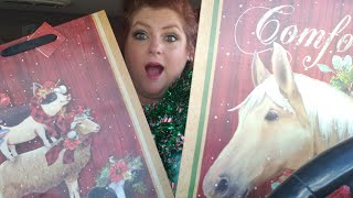 DOLLAR TREE HAUL PART 2 🎄🎁⛄💄 AWESOME NEW FINDS