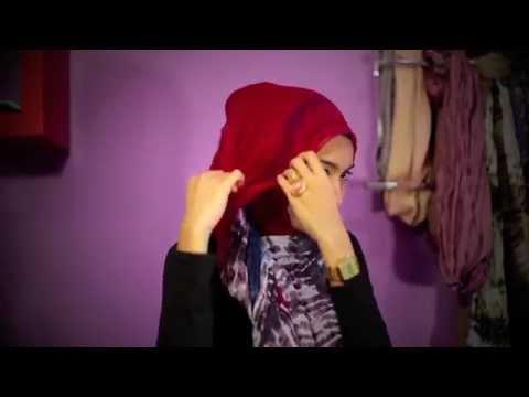 IAMJETFUELTV: Side Twirl scarf tutorial