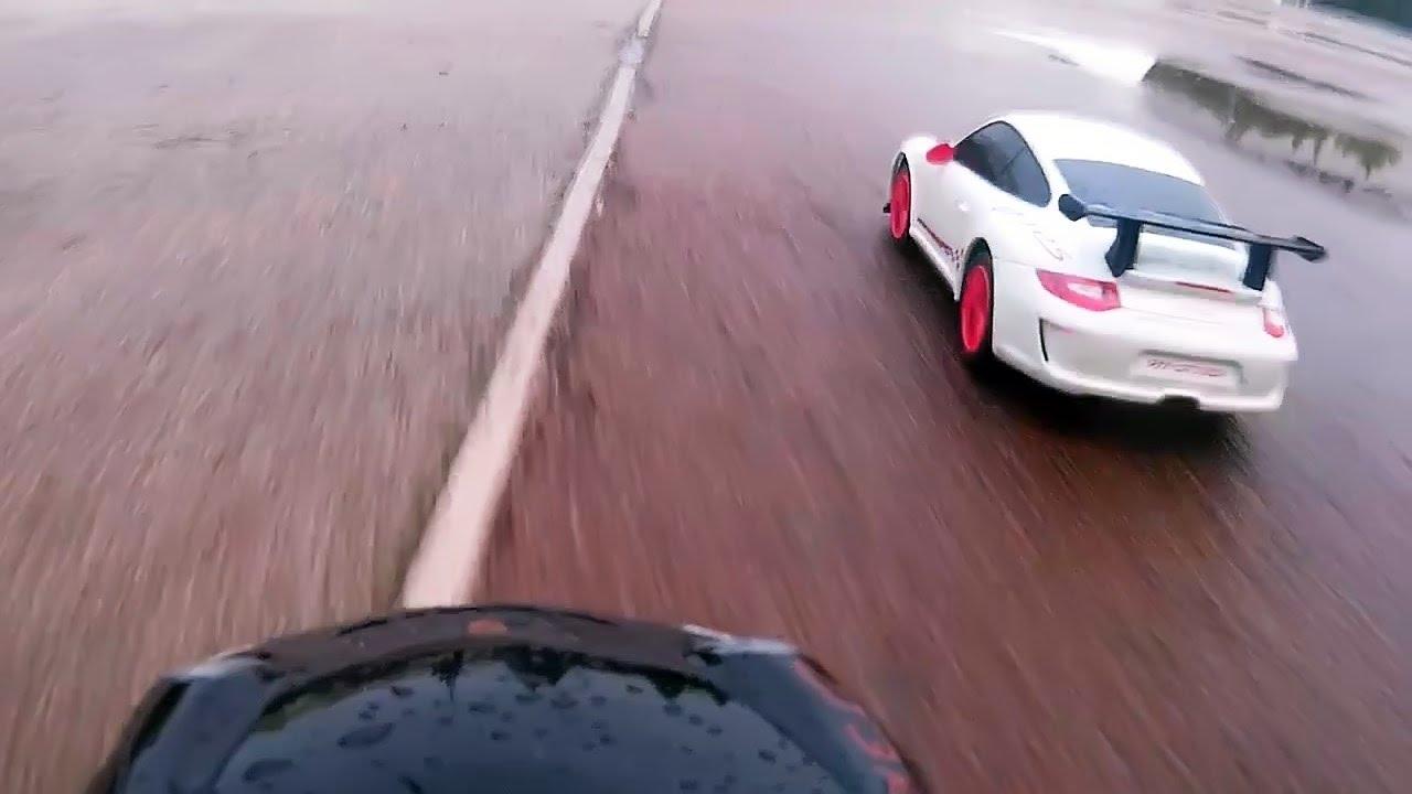 Porsche 911 GT3RS RASTAR 1:24 Scale R/C Car (toy rc car ...