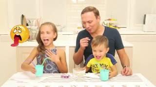 ВЫЗОВ! КОНФЕТЫ БИН БУЗЛД! |ТУХЛОЕ молоко и ДОХЛАЯ рыба|BEAN BOOZLED CHALLENGE!