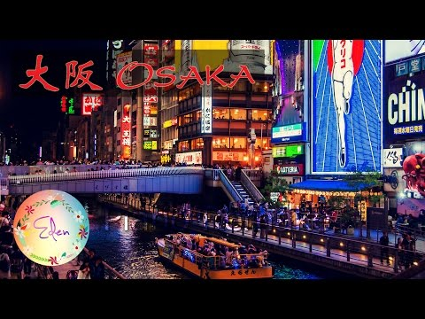 A Day in Osaka, Japan Tour 2017