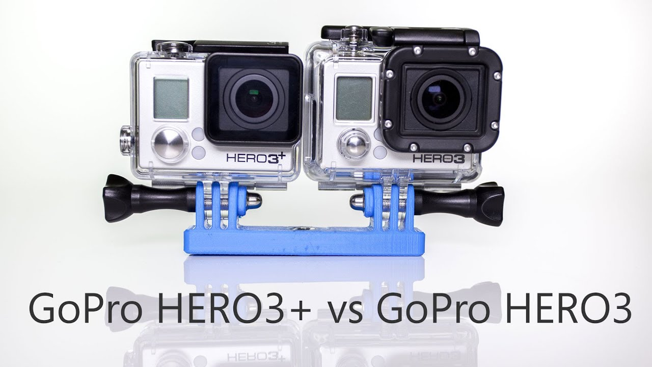 gopro hero3 vs hero3 comparison and review youtube. Black Bedroom Furniture Sets. Home Design Ideas