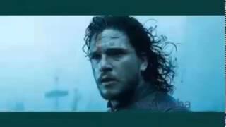 Buralara Yaz günü Kar Yağıyor Game of Thrones