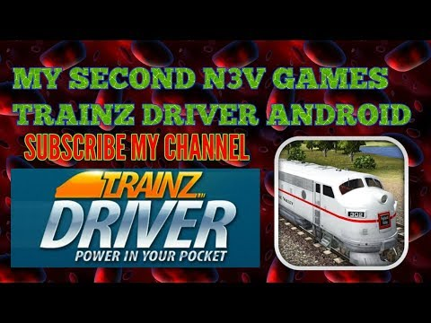 TRAINZ Driver New Installed Games