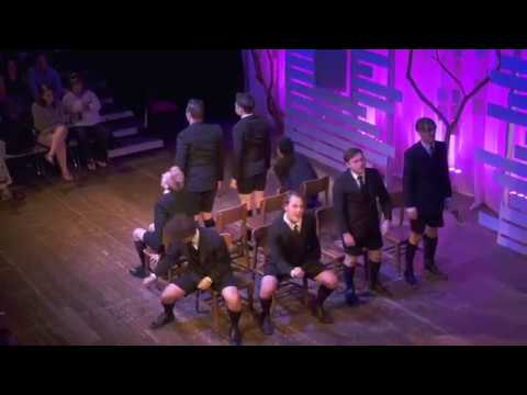 Spring Awakening presented by Syracuse Summer Theatre at the Oncenter 2017