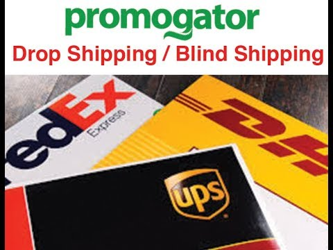 Dropshipping and blind shipping promotional products drop ship tutorial with the promogator platform thumbnail