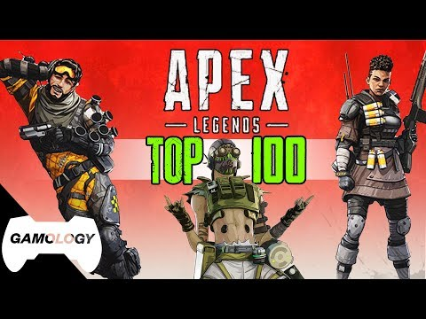TOP 100 BEST MOMENTS IN APEX LEGENDS - Epic, Random & Funny Compilation Of All Time