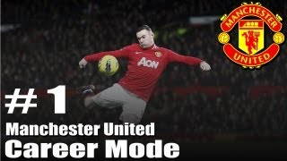 Video FIFA 13 : Manchester United Career Mode - Season 1 - Part 1 download MP3, 3GP, MP4, WEBM, AVI, FLV Desember 2017