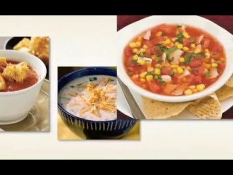 Fat Burning Soup Recipes Official Video - YouTube