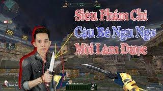 Chỉ Nam Blue Làm Được Tại Truy Kích Việt Nam - Dao Găm Cận Chiến Đua TOP